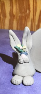 rabbitdrying
